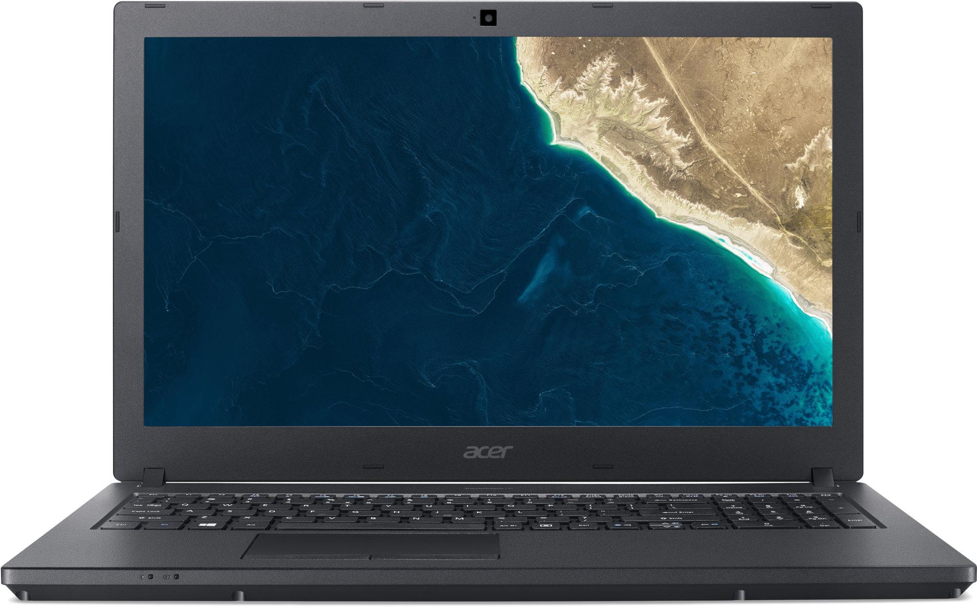 """AcerTravelMate P2510-M-38BB i3-7130U/4GB+N/500GB 7200 ot.+N/HD Graphics/15.6"""" FHD matný/BT/W10 Pro/Black"""
