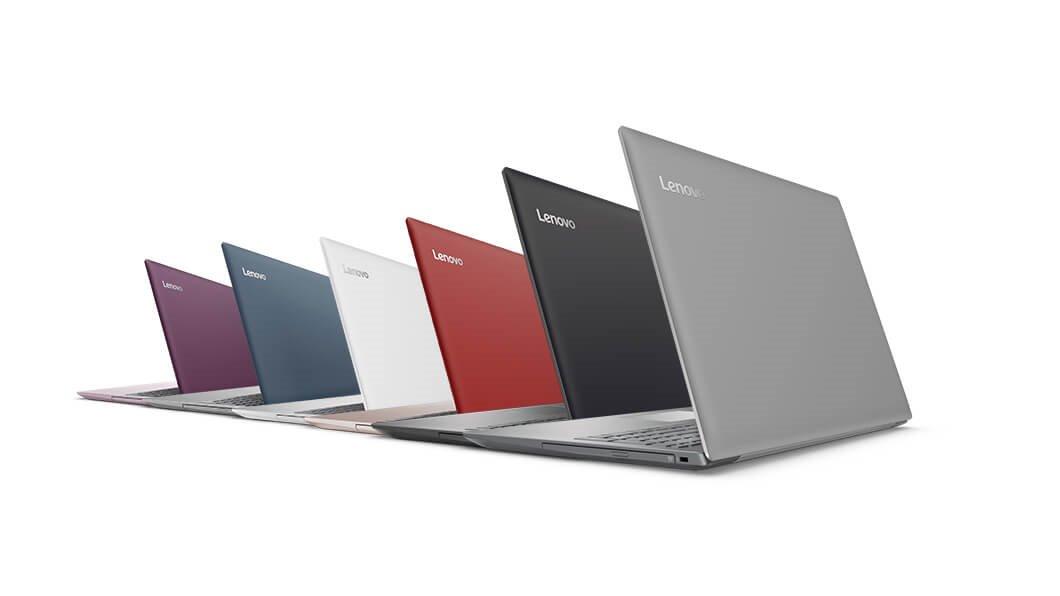 """Lenovo IdeaPad 320-15IAP Celeron-DC N3350 2,40GHz/4GB/500GB/15,6"""" HD/AG/WIN10 červená"""