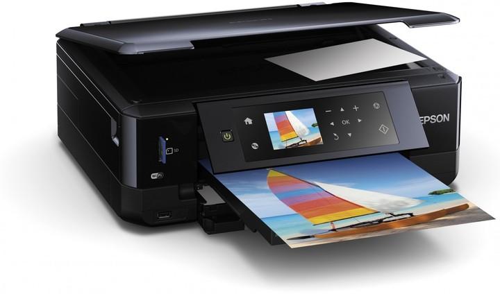 EPSON Expression Premium XP-630 - A4/32ppm/5ink/USB/Wi-Fi/Duplex/