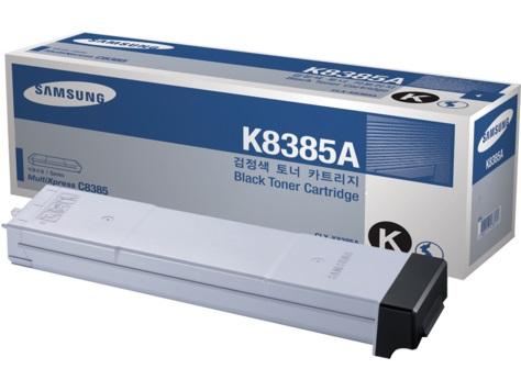 Toner CLX-K8385A black pro CLX-8385ND 20K.
