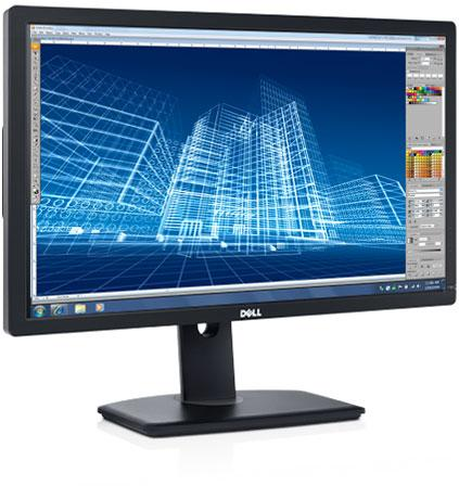 "24"" LCD Dell U2413 UltraSharp AH-IPS/16:10/DVI+DP"