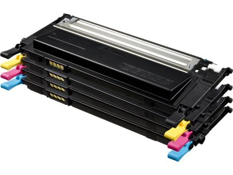 HP/Samsung sada C/M/Y/K tonerů CLT-P4092C/ELS