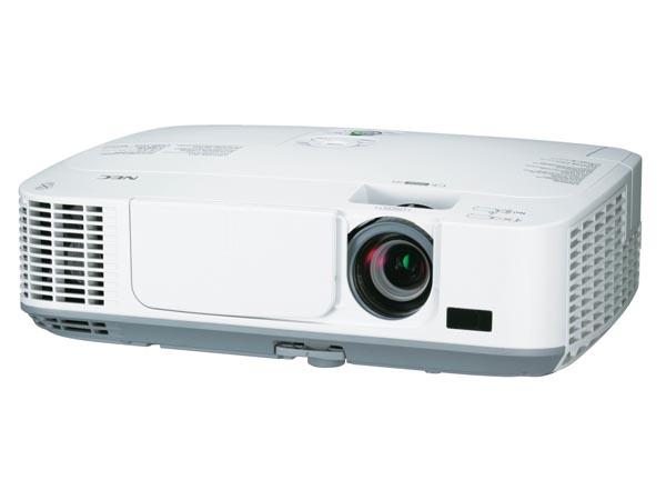 NEC M271X Projektor 2700lm, x 1.7 zoom, 3000:1, 10,000h lamp, Crestron roomview function, XGA