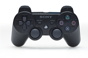 SONY PS3 Dualshock Controller - Black