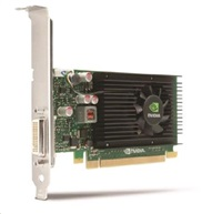 NVIDIA NVS 315 1GB PCIe x16 Graphics Card, (DMS 59 to 2x VGA, low profile)