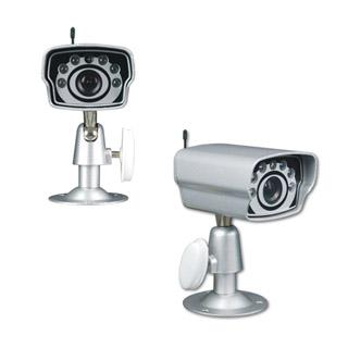 4World CCTV Bezdrátové analogová kamera IR (ANL-01-BZ) | vodotěsný | IP55