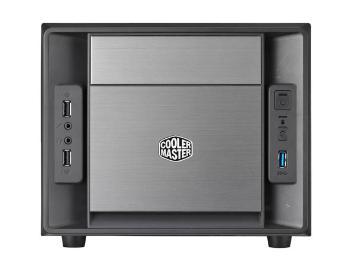 Cooler Master PC skříň Elite 120 Advanced mini ITX, černá (bez zdroje - ATX)