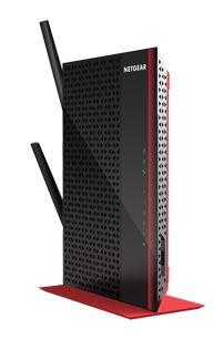 Netgear EX6200 WiFi AC1200 Range Extender, 5x gigabit RJ45, 1x USB3.0, 2x 5dBi anténa