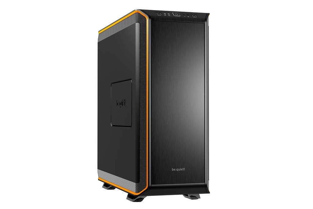 be quiet! Dark Base 900, orange, ATX, M-ATX, mini-ITX, E-ATX, XL-ATX case