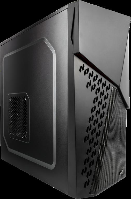 PC skříň Aerocool ATX CYBER X, USB 3.0,bez zdroje