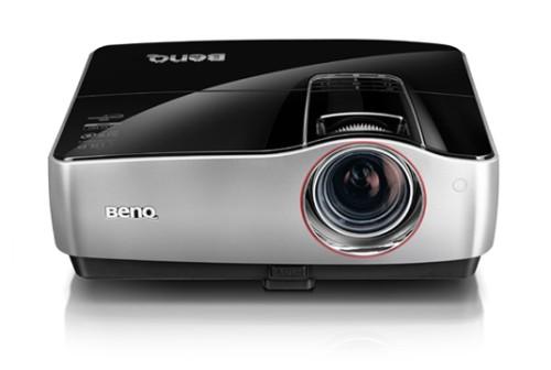 BenQ DLP Projektor SH915/4000ANSI/11 000:1/1080p/HDMI/LAN/USB/3D/5W repro
