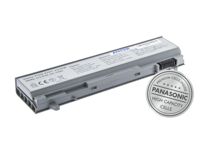 Náhradní baterie AVACOM Dell Latitude E6400, E6410, E6500 Li-Ion 11,1V 5800mAh/64Wh