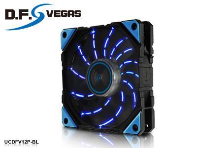 Enermax Cooler D.F. Vegas 12 cm x 12 cm x 2,5 cm