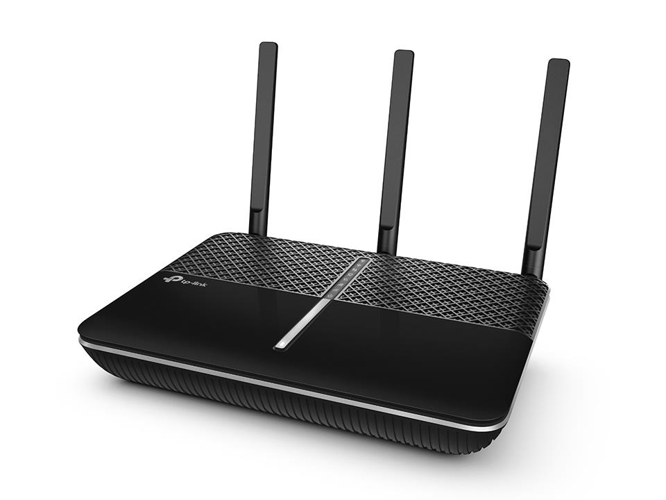 TP-Link Archer C2300 AC2300 WiFi 802.11ac MU-MIMO Ggbit router 4xLAN, 2USB
