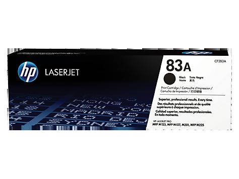 HP CF283A Toner 83A pro LJ M125nw,a/M201n,dw/M127fn,fw (1500str), Black