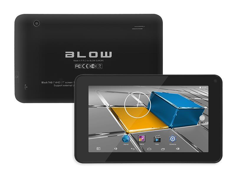 Tablet BLOW BlackTAB7.4 HD