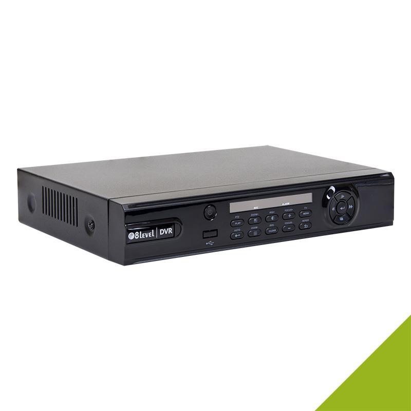 8level 4 AHD recorder DVR 1080p DVR-1080P-041-1 4xBNC 1xFE VGA HDMI SATA USB