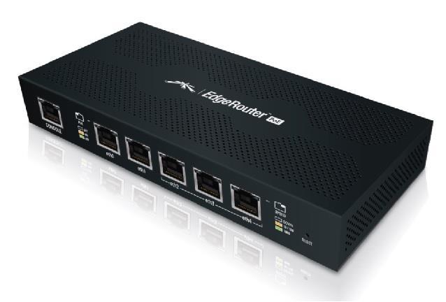 Ubiquiti EdgeRouter ERPoe-5 - 5x10/100/1000Mbps, 24V/48V PoE Support