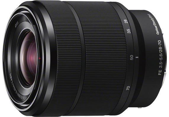 Sony objektiv SEL-2870,Full Frame, bajonet E