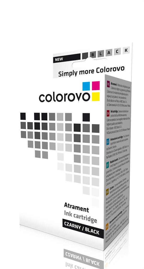 Inkoust COLOROVO T2621-BK-XL | black | 26 ml | Epson T2621