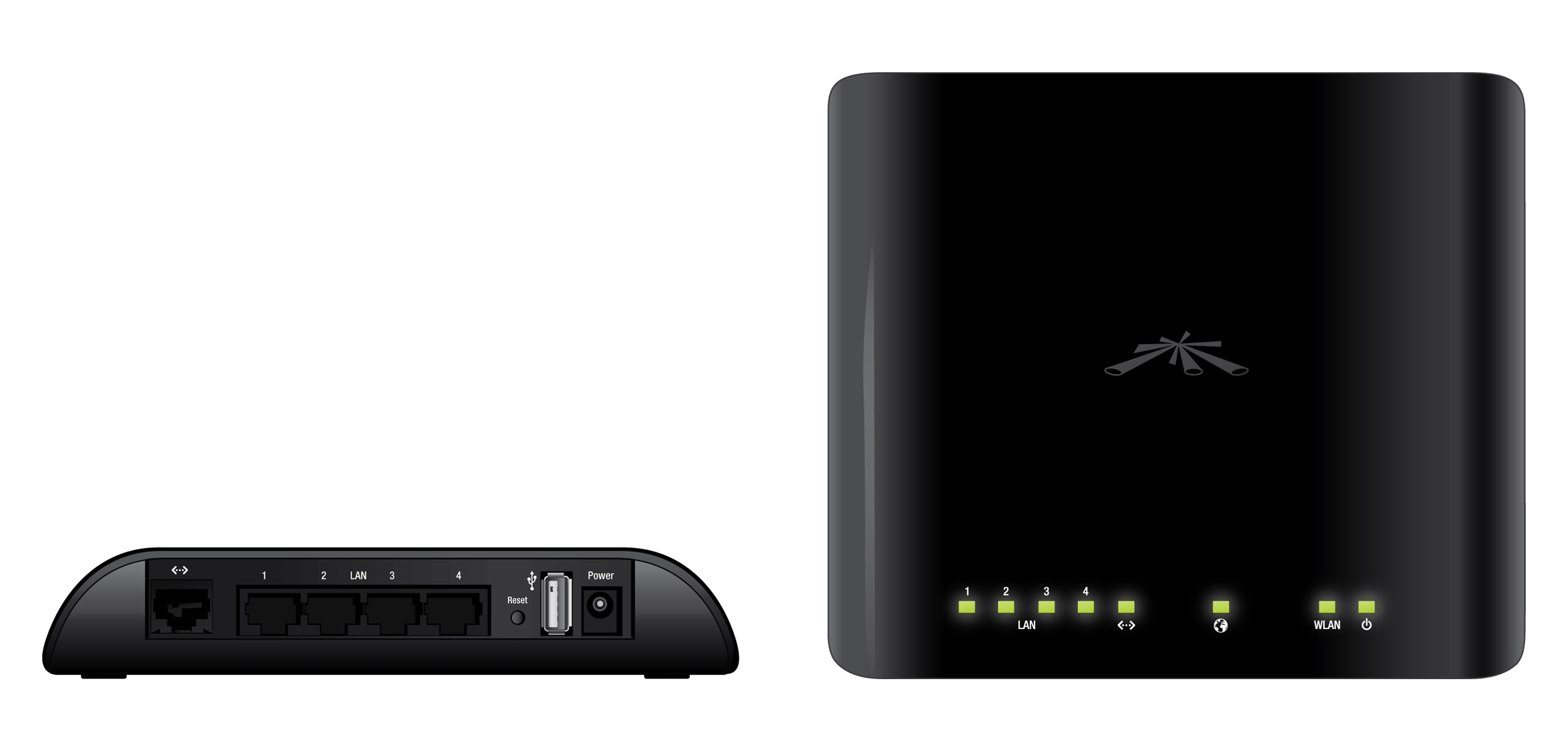 Ubiquiti AirRouter Indoor WiFi Router
