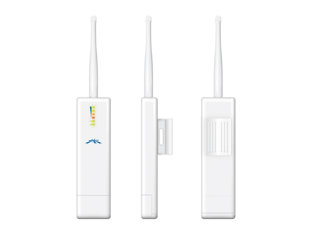 UBNT PicoStation M2-HP 2dBi outdoor MIMO 2,4GHz