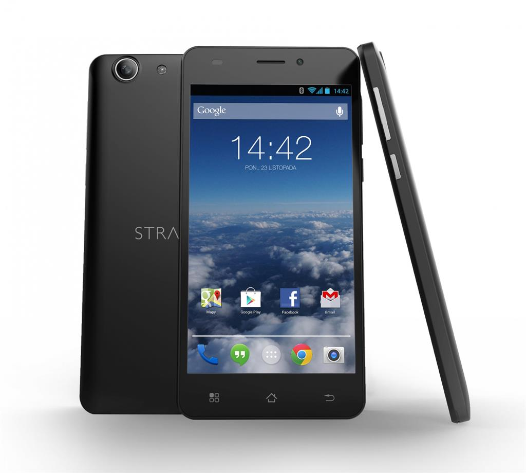 Lark Stratus 5 LTE smartphone