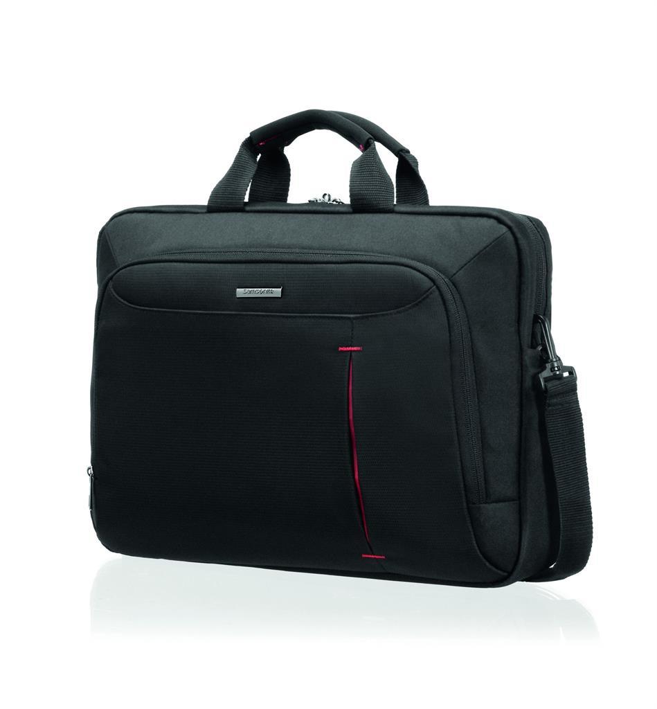 Case SAMSONITE 88U09002 16'' GUARDIT, computer, docu, pocket, black