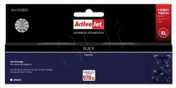 Kazeta ActiveJet AH-970BRX   černá   240 ml   HP 970XL CN625AE