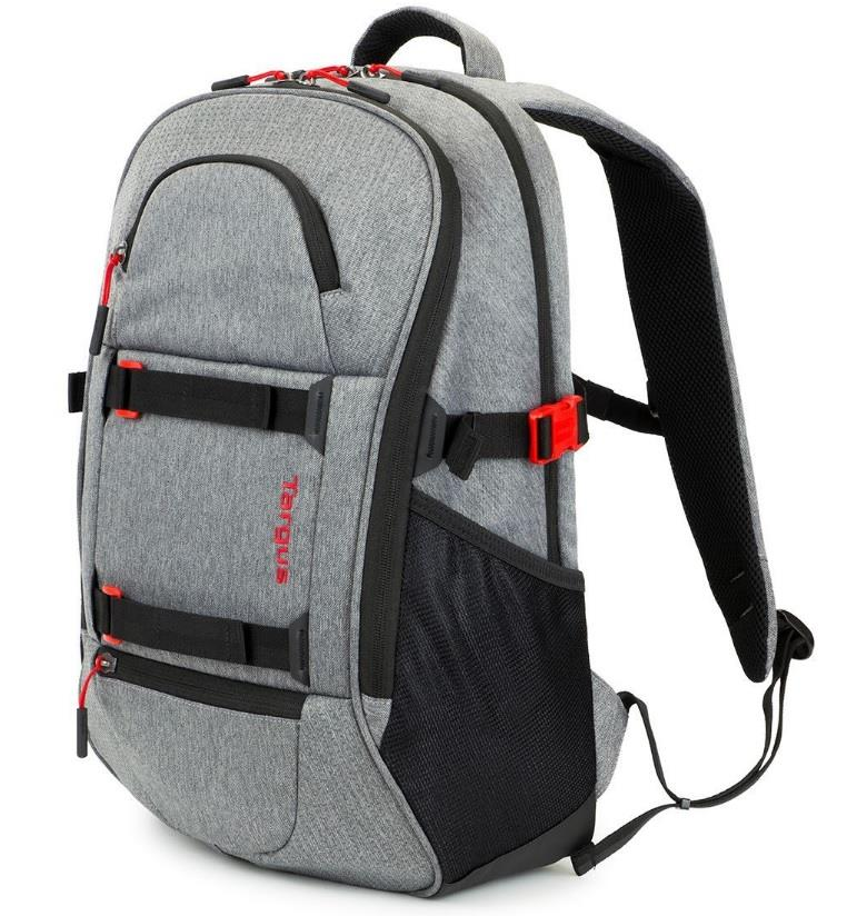 Targus Urban Explorer Backpack batoh pro notebook 15,6'', šedý