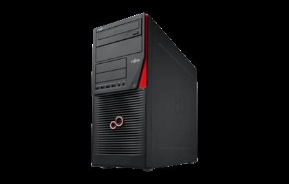 Fujitsu CELSIUS W550/i7-6700/2x8GB DDR4/512GB SSD/RW/KB900+opt. mouse/Win10Pro