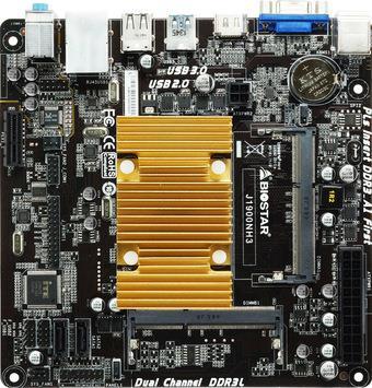 Biostar J1900NH3, DDR3L 1333MHz, USB 3.0