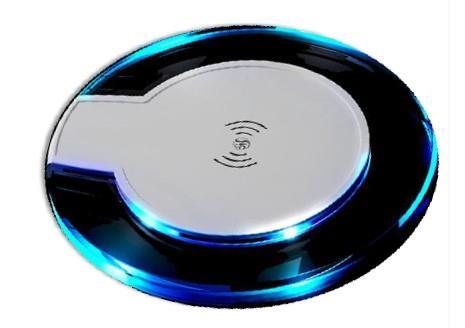 Celly WL1ABK indukční bezdrátová nabíječka 1A, černá