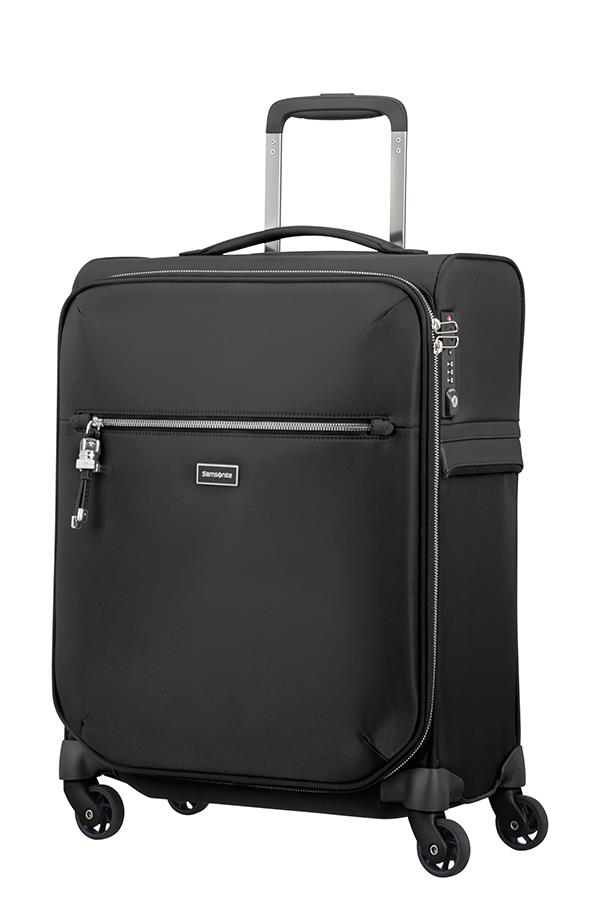 Luggage spinner SAMSONITE 60N09001 Karissa Biz Spinner 55/20- Black