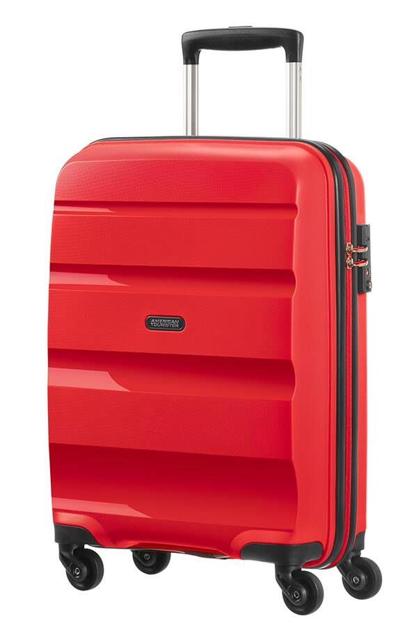 Cabin spinner American Tourister 85A29001 BonAir Strict S 55 4wheels, red