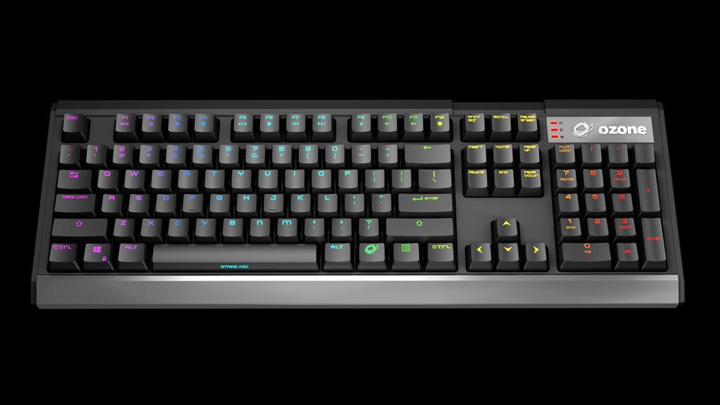 Ozone Strike X30 Mechanical Keyboard