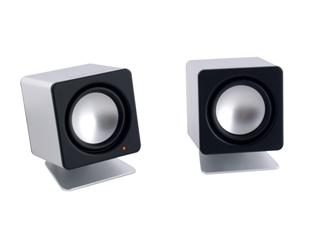 MODECOM Reproduktory MC-2007 silver [ 2.0 stereo ]