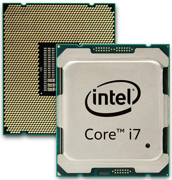 Intel Core i7-6800K, Hexa Core, 3.40GHz, 15MB, LGA2011-V3, 14nm, TRAY