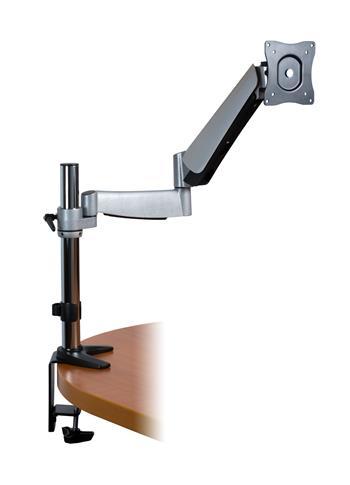 CONNECT IT SINGLE ARM stolní držák na LCD monitor