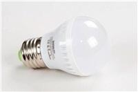 INOXLED LED žárovka ECO E27 2835, 230V, 3W, studená bílá, 220lm, 60 000h