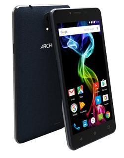 "ARCHOS 55B Platinum, 5.5"" 1280x720 IPS, 1.3GHz QC,1GB/16GB,Android 5.1, 8mpx, MicSD,Dual SIM,2400mAh,modrý, rozbalený"