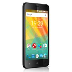 "Wize G3 PRESTIGIO - 1GB/8GB 5.0"" TN (480x854) QuadCore 1.2GHz cam 5+0.3 Mpx 2000mAh dual Android 6.0 černý"
