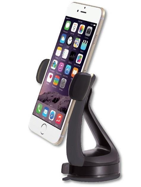 Techly Univerzální držák smartphone GPS navigace do auta