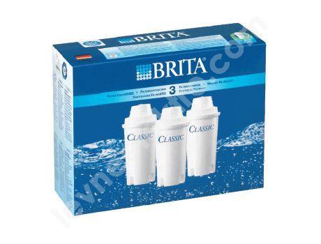 Filtrační patrony Brita Pack 3 Classic