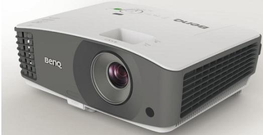 BenQ DLP Projektor MW705 3D 1280x800 WXGA/4000 ANSI lm/13000:1/2xHDMI (1x MHL)/1x2W Repro