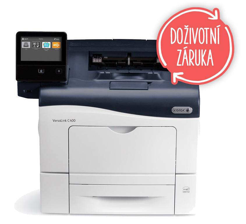 Xerox VersaLink C400, bar. laser tiskarna, A4