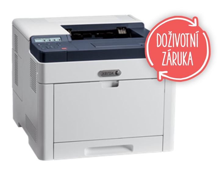 Xerox Phaser 6510N, bar. laser tiskarna, A4