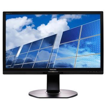 Philips LCD 221B6QPYEB 21,5''LED,IPS,5ms,VGA,DVI,DP,repro,1920x1080,HAS,pivot,č
