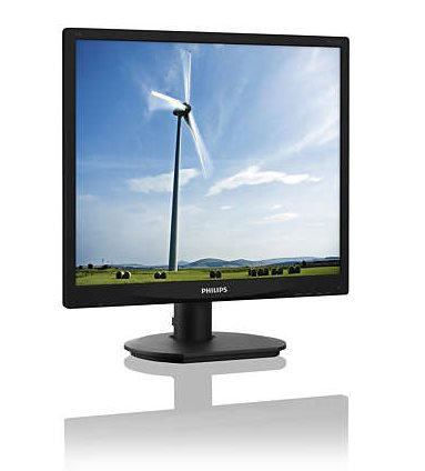 Philips LCD 19S4QAB 19'', LED, IPS-ADS, 5ms, DC20mil,D-Sub/DVI,repro,1280x1024,č