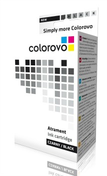 Inkoust COLOROVO 512-BK   Black   17 ml   Canon PG-512